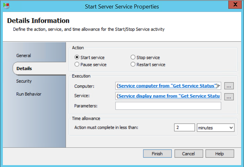 Orchestrator Service Check After Server Reboot