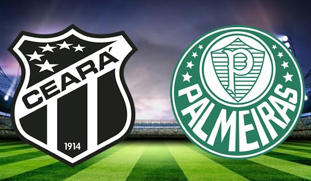 Assistir Ceará x Palmeiras Ao Vivo Online HD