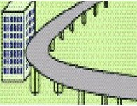 Các dạng đường đô thị trong phong thủy.