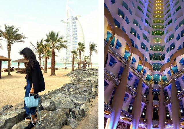 Burj Al Arab Dubai - Best Luxury Hotels in Dubai - Vegan Travel Diaries