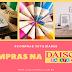 Compras na Daiso Japan: Utilidades para casa, organização e decoração
