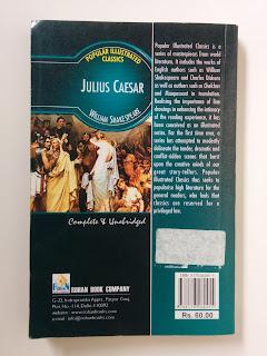 Popular Illustrated Classics: Julius Caesar