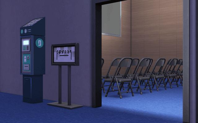 salle cinéma sims 4