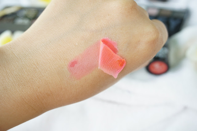 Bonbon, Lip Kiss tattoo, lip tin, tinted lip, korean makeup, thai makeup,