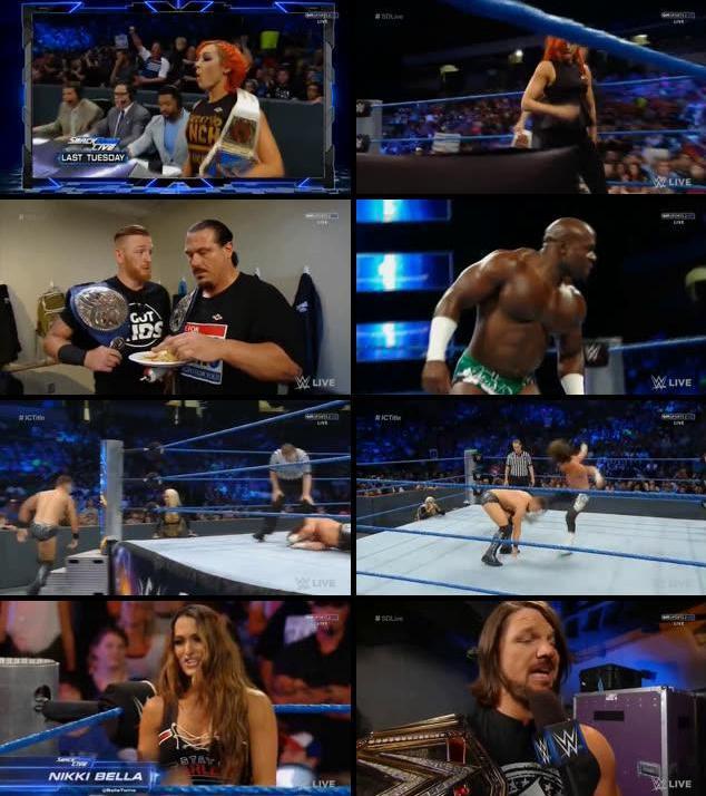 WWE Smackdown Live 20 Sept 2016 HDTV 480p