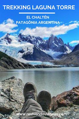 Laguna Torre El Chalten Patagonia Argentina