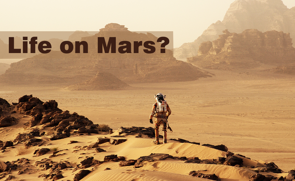 Red Planet Heats Up: Ice Age Ending on Mars - Space.com
