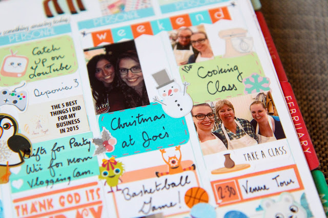 When Planning & Scrapbooking Became One Happy Family