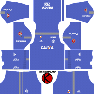 Flamengo 2017/18 - Dream League Soccer Kits