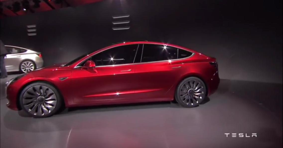 Tesla >> Lektrisk: Og her er den