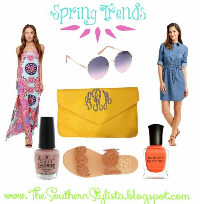 Southern Decor Trends: Southern & Style: Spring Trends