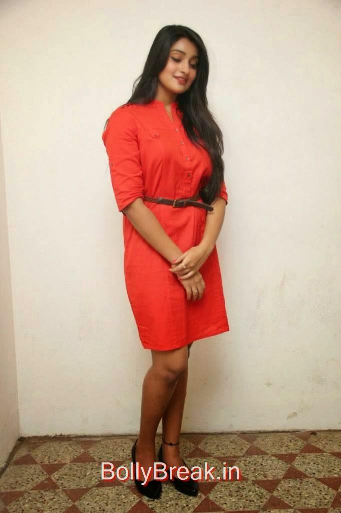 Jai Quehaeni Photos, Actress Jai Quehaeni Hot Pics in red Dress