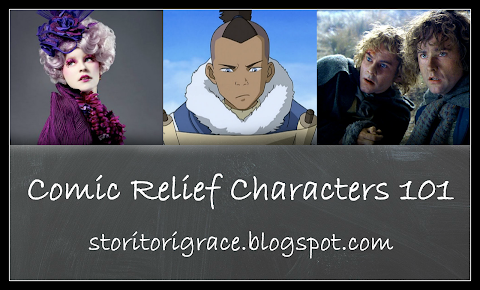 What Is A Comic Relief Character