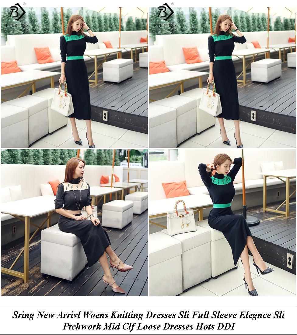 Dresses Online - Sale On Brands - Mini Dress - Cheap Clothes Online Uk