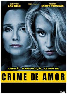 Crime de Amor – DVDRip AVI Dual Áudio
