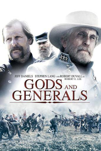 Gods and Generals (2003) tainies online oipeirates