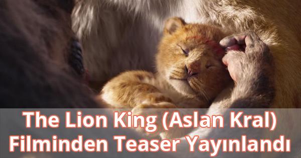 The Lion King (Aslan Kral) Filmi Video İzle