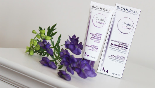 REVIEW : BIODERMA Cicabio Creme