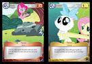 My Little Pony Token CCG Cards