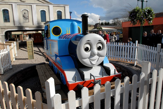 Thomas Land and Drayton Manor Theme Park