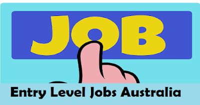 Entry Level Jobs in Australia