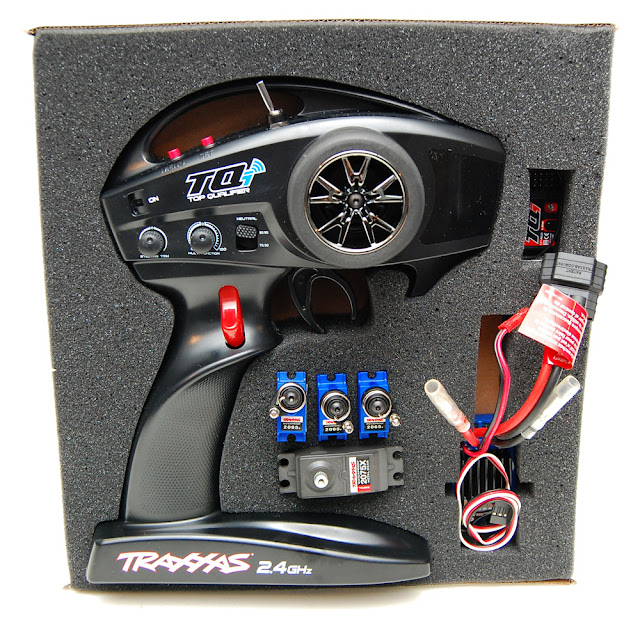 Traxxas TRX-4 Electronics Included