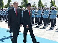 PKS Tanggapi Klaim Ketokohan Jokowi yang Disetarakan dengan Erdogan