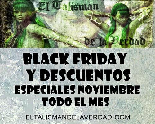 El talisman de la verdad black friday y descuentos - Black friday tenerife 2017 ...