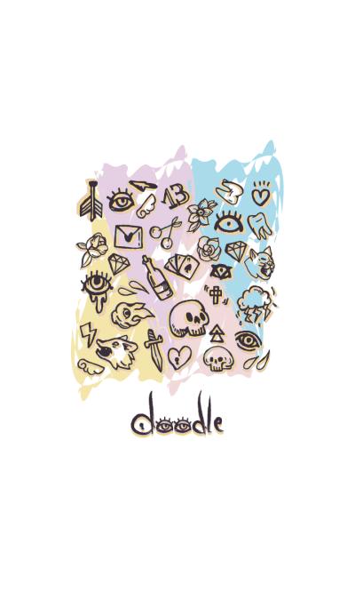 doodle pop color