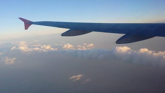 شاهد جمال تركيا من السماء اثناء اقلاع الطائرة لا يفوتك الفيديو