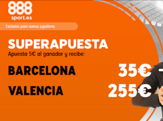 888sport superapuesta Final Copa Barcelona vs Valencia 25 mayo 2019