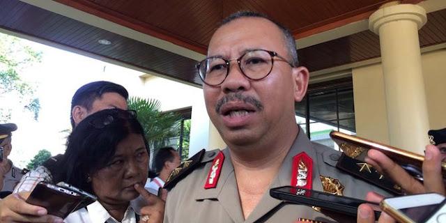 Polisi: Kapitra Ampera Nyatakan Habib Rizieq Tidak Jadi Pulang