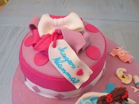 Torta Compleanno Neo Mamma.Favole Dolci Di Silvia Dicembre 2014