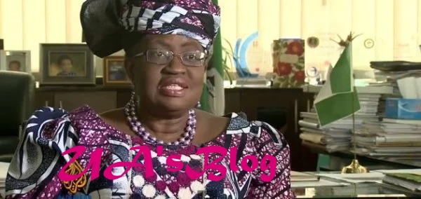 Okonjo-Iweala reveals why her mother was kidnapped during Jonathan's administration