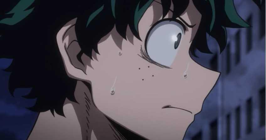الحلقة الثانية والعشرين من أنمي بطل أكاديميتي الموسم الـ3  Boku no Hero Academia S3 - 22