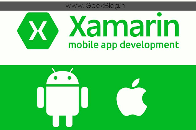 Xamarin Android Appplication Development