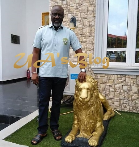 Dino Melaye Shares First Photo Since Escaping From Kidnappers' Den
