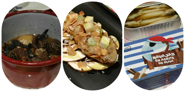 Otros platos de la carta