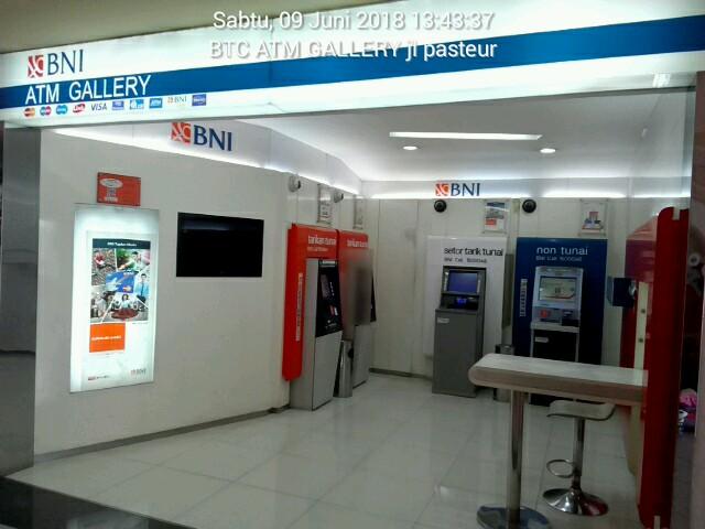 Info Atm Bni Tarik Tunai Pecahan Rp 20 Ribu Bandung Tendi