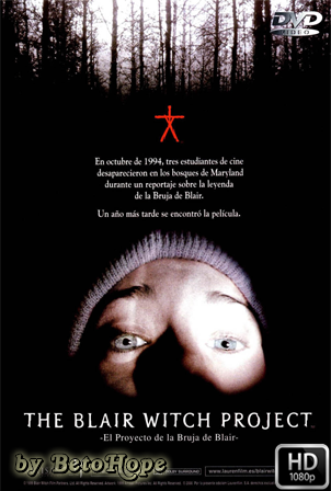 El Proyecto De La Bruja De Blair [1080p] [Latino-Ingles] [MEGA]