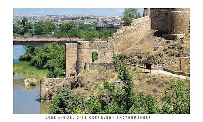 Baños de la Caba en Toledo