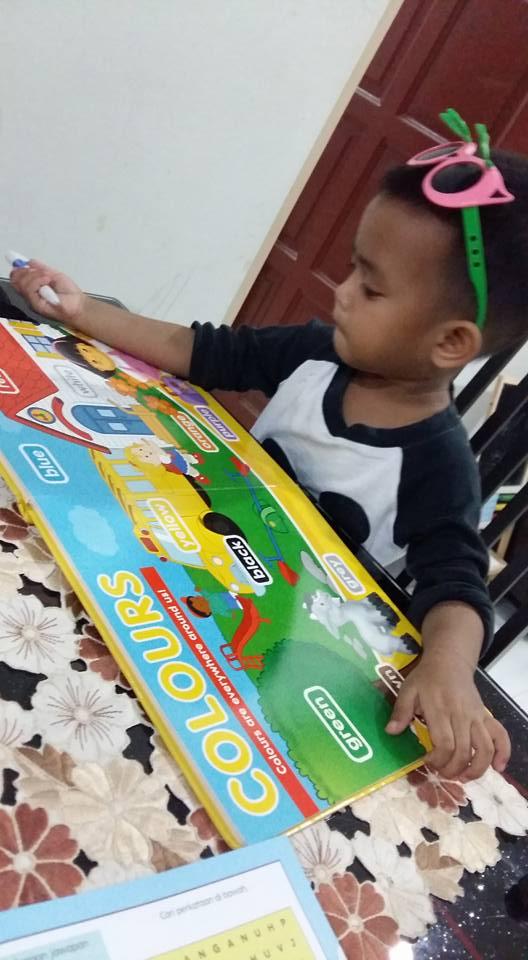 Anak Saya Bijak: Kelebihan Buku Bergambar untuk Anak Kecil
