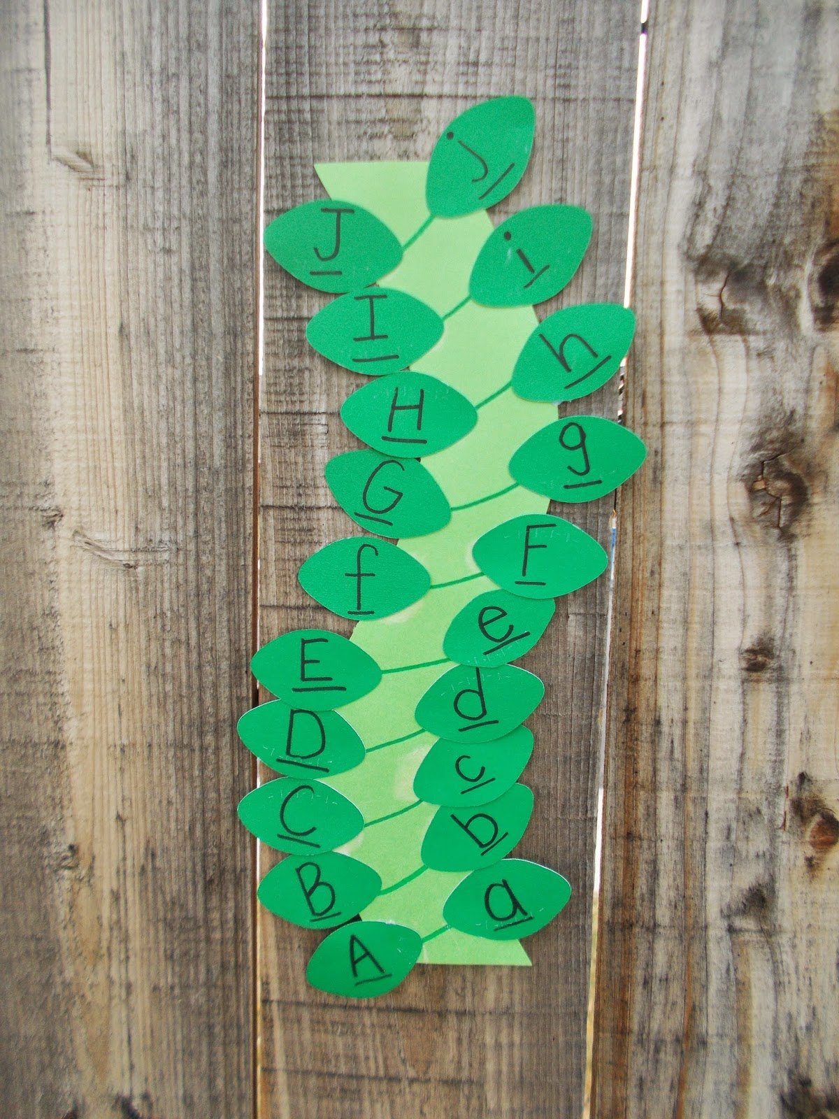 Chipman S Corner Preschool J Is For Jack And The Beanstalk