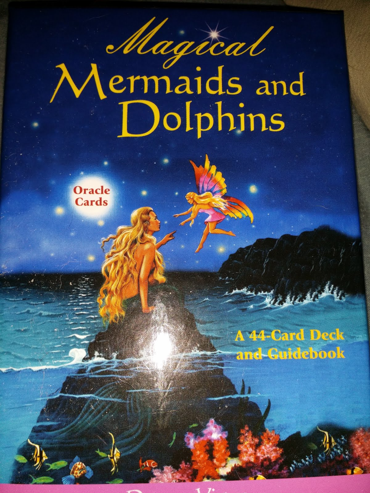 Magical Mermaids & Dolphins