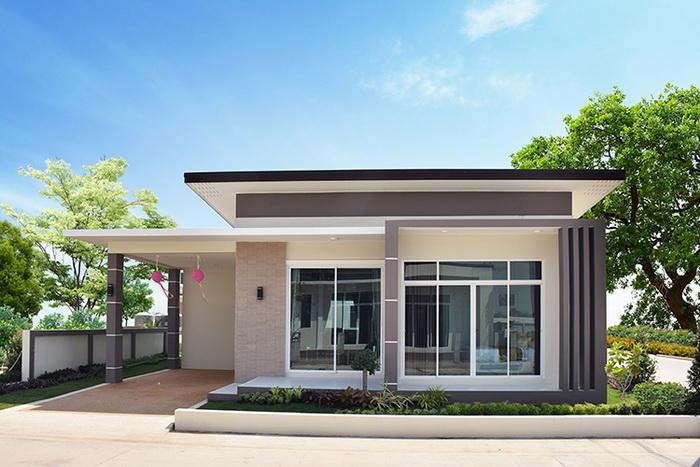THOUGHTSKOTO Modern House Design Floor on 1 floor glass house, 1 storey modern house design, 1 floor dream house, 1 floor house plans,
