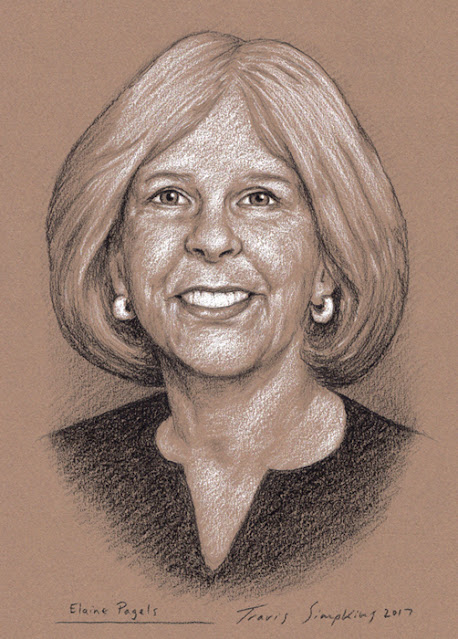 Elaine Pagels. Professor of Religion. Princeton University. The Gnostic Gospels. by Travis Simpkins