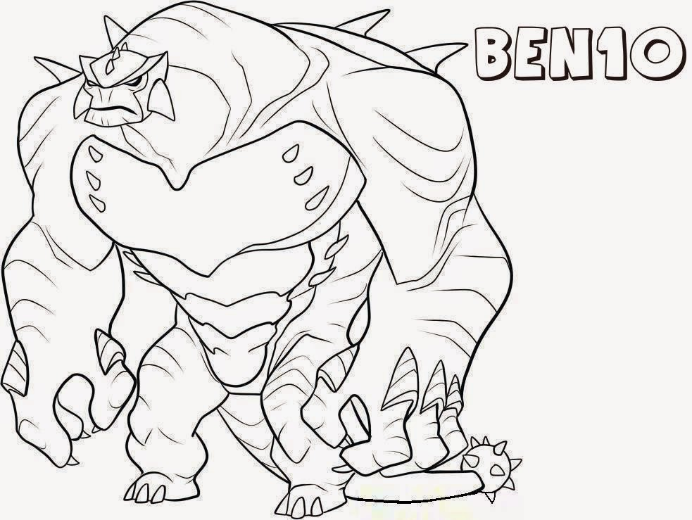 Ben 10 Omniverse Alien Color