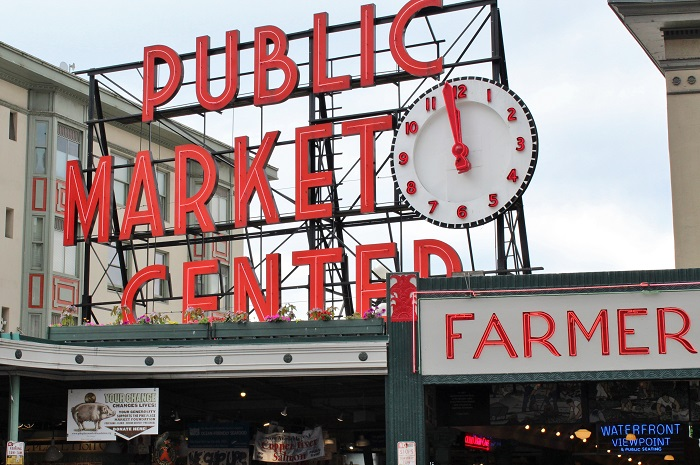 Want to visit somewhere new?  Seattle is the perfect city to travel to in order to celebrate Father's Day right!