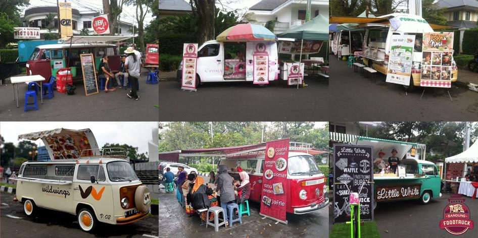Komunitas Bandung Foodtruck
