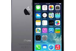 Spesifikasi Apple iPhone 5s